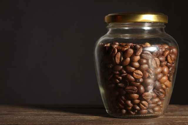 常温保存のコーヒー豆