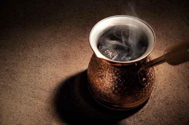 トルココーヒーポット「ジェズヴェ」