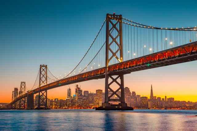 アメリカ・サンフランシスコ