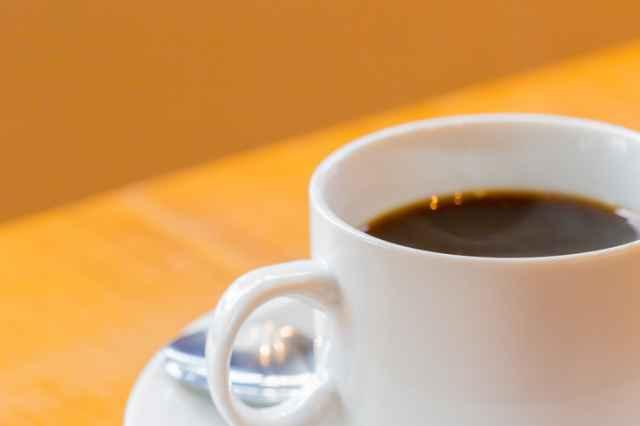 酸味のあるコーヒー