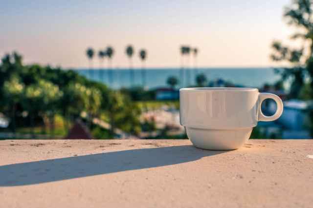 ハワイのコナコーヒー
