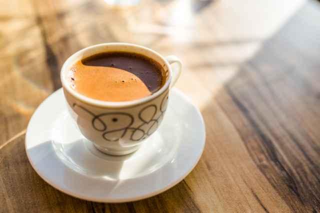 ミルク・トルココーヒー