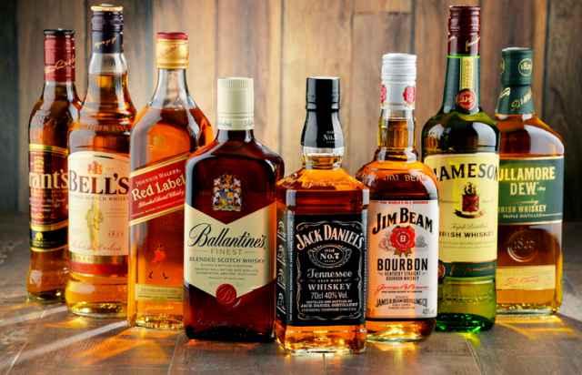 様々なウイスキー