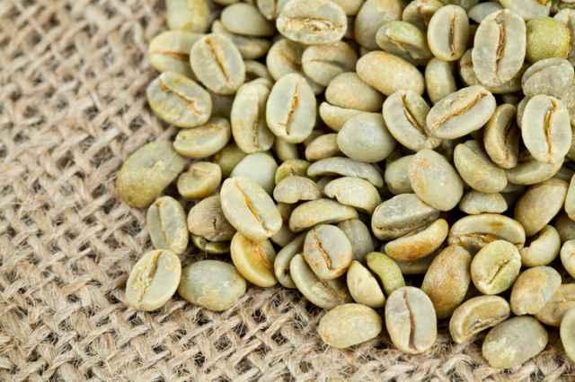 焙煎豆のコーヒー豆