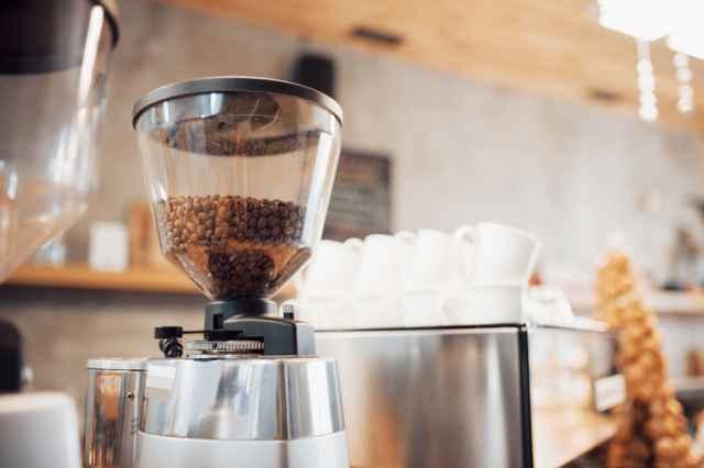 電気式コーヒーミル