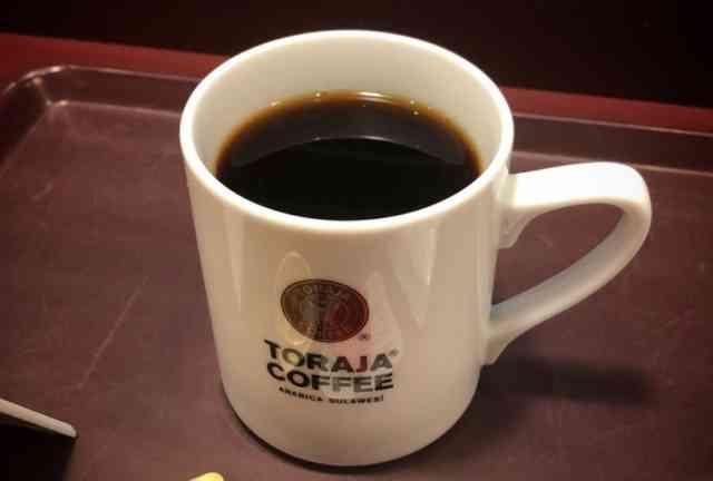 TORAJA COFFEEのブレンド