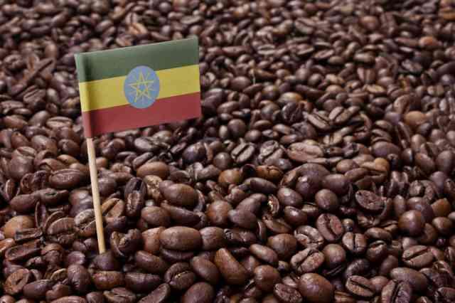 エチオピア産コーヒー