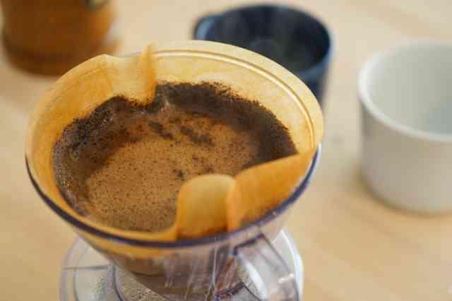 コーヒーの抽出