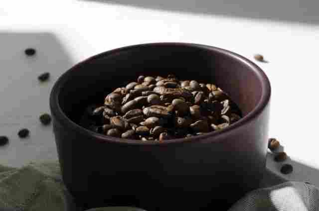 最高峰のコーヒー豆