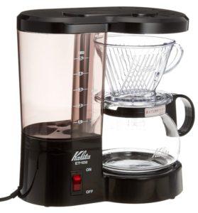 半自動ドリップ式コーヒーメーカー
