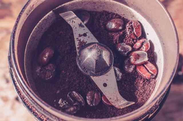 コーヒーミルの刃